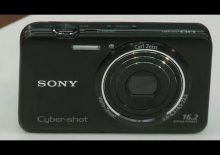 Cybershot WX9 Digital Camera
