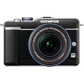 Olympus PEN E-PL1 12.3MP